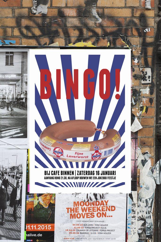 grafische vormgeving - poster design