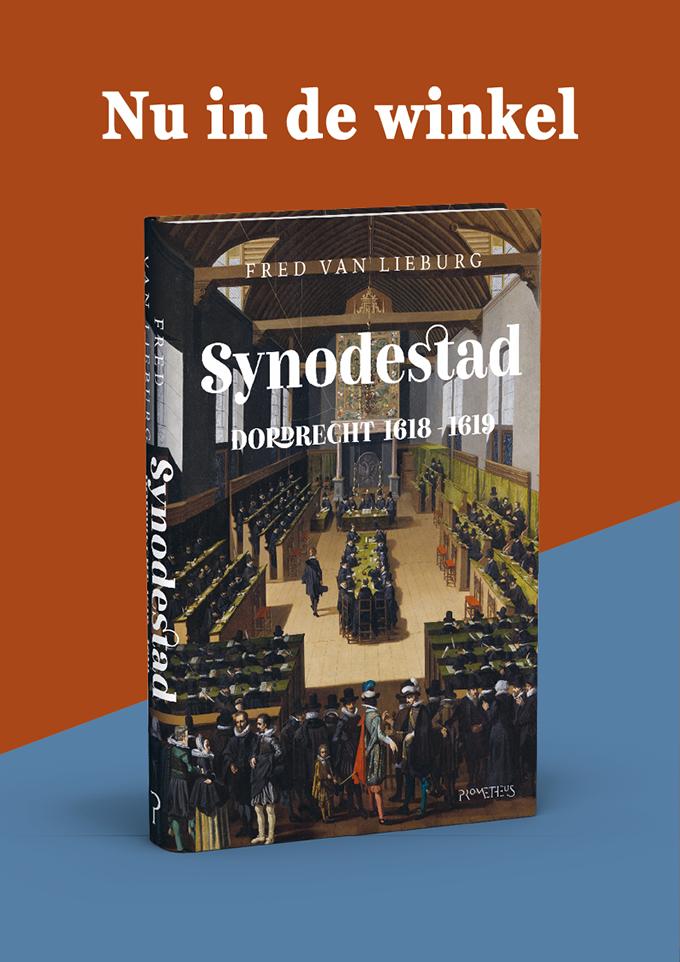 Synodestad Flyer - div opties